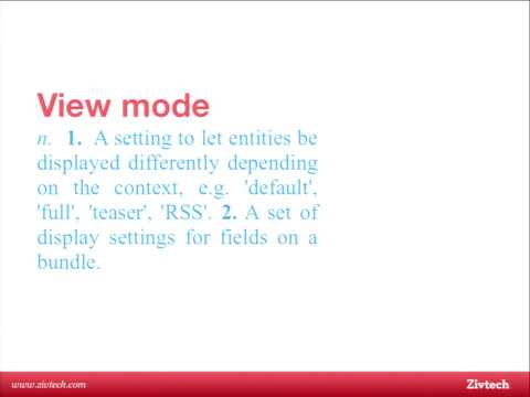 DrupalCon Amsterdam 2014: Semantic Site Architecture