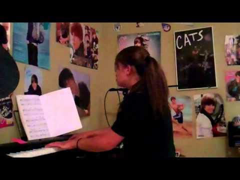 Jessica Long singing Fallin