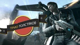 Angry Joe Show - Mindjack - Angry Review rus vo