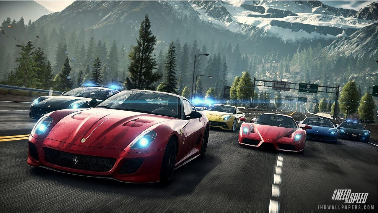 Need for Speed: Rivals - Racer Car List [1080p] - YouTube