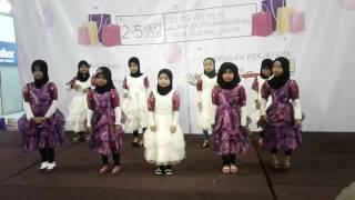 Terima Kasih Cikgu Dari Amirah Safiah - Tadika Aulad Bestari