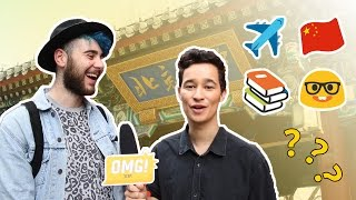 Do People Want to Study in China? 老外想来中国留学吗?