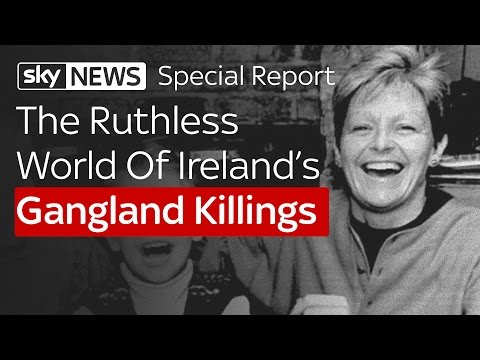 Special Report: Ireland's Gangland Killings