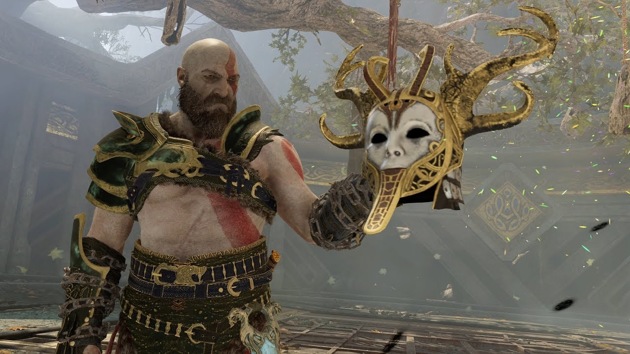 God of War PS4 - All Valkyrie Boss Fights (Give Me God of War Hard Difficulty) (4K)
