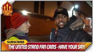 LUKAKU IS CRAP! Liverpool vs Manchester United 3-1 Fancam