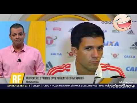Coletiva de Barbieri após goleada no Ceará Barbieri elogia Paquetá e fala sobre Diego ribas