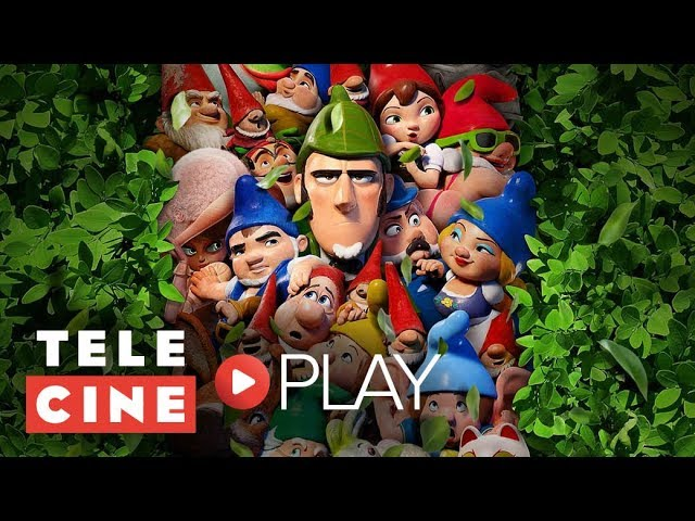 Gnomeu e Julieta | Telecine Play