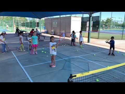Tennis lessons for youth and kids near me