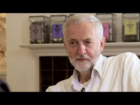 Owen Jones meets Jeremy Corbyn again | 'I am very optimistic' – full length interview