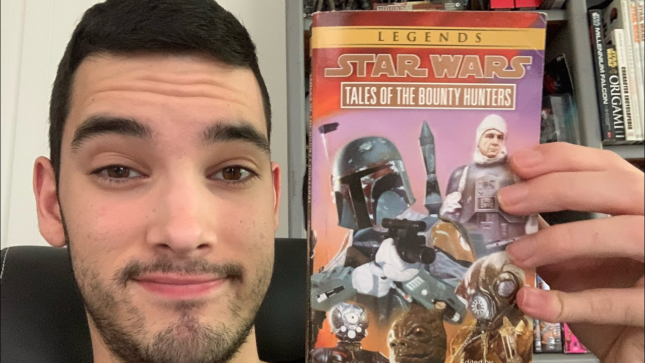 Download Tales of the Bounty Hunters 1996 Legends Book Review!(spoiler-free)