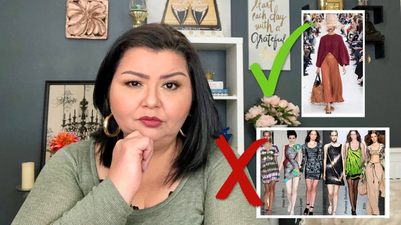 Spring 2019 Fashion Trends What's Hot What's Not | Style Over 50