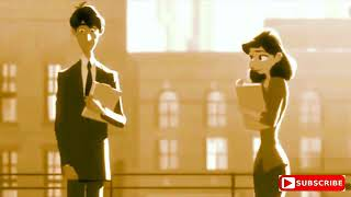 Charlie Puth - Cheating On You  Animated Love Story Video