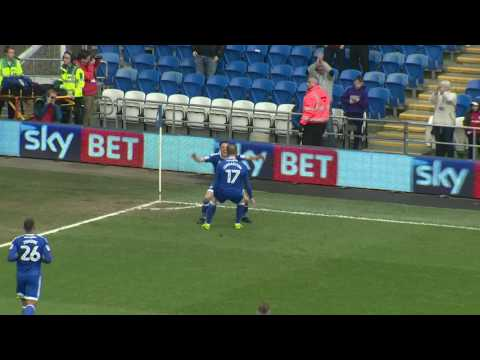 HIGHLIGHTS: CARDIFF CITY 5-0 ROTHERHAM