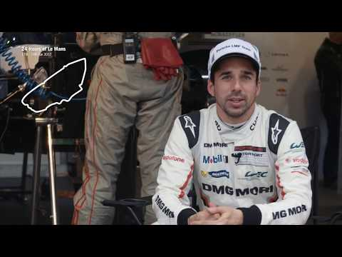 Neel Jani, Porsche's WEC Driver for Car 1 talks ahead of Le Mans