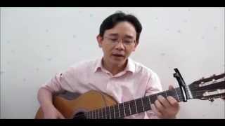 Đôi Bờ (Nhạc Nga, Lời Việt)-Guitar đệm hát.