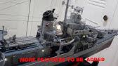 Spotlight: Fletcher-Class Destroyer by AquaCraft - YouTube