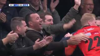 Samenvatting Katwijk - Rijnsburgse Boys (5-0) | VVKatwijkTV
