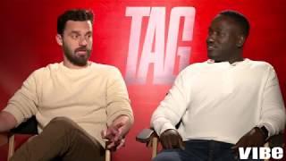 Hannibal Buress And Jake Johnson Talk Kanye West, Games And More | VIBE