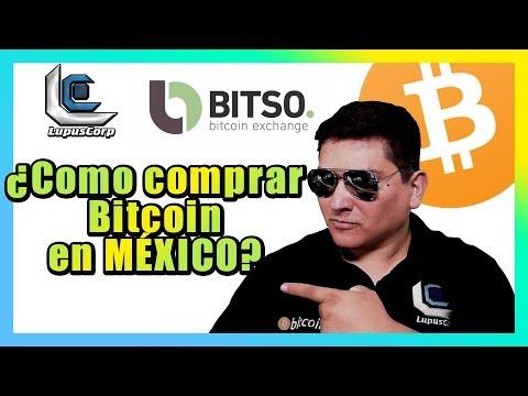 🚀 Como comprar bitcoin en Mexico 2018 🚀 2019