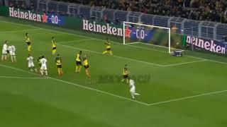 UEFA Champions league 16 besar || Borussia Dortmund 2-1 Paris Saint-Germain || Haaland is Destroyer!