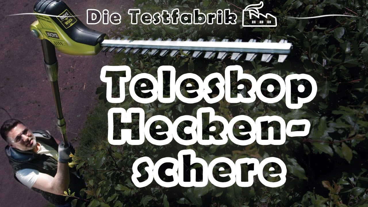 teleskop heckenschere test top 3 teleskop heckenschere im test youtube. Black Bedroom Furniture Sets. Home Design Ideas