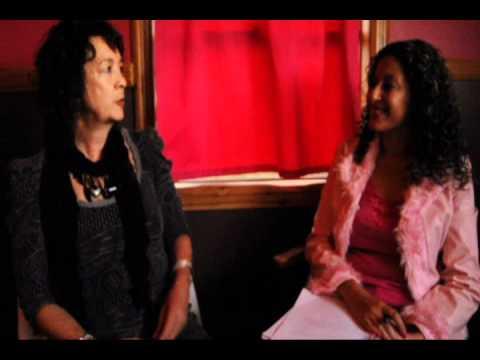 Maggie Landman 'The Earth Whisperer' reads Rania El-zahar's Shakra