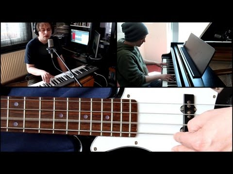 Ready lets go / Music is Math - a Boards of Canada cover by .Ruhepunkt & LiarConfess (Videosong)