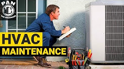 HOW TO DO HVAC SYSTEM MAINTENANCE AND SAVE MONEY !!