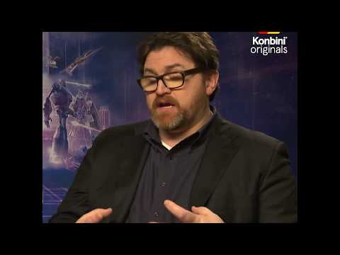 Interview Ernest Cline pour Ready Player One