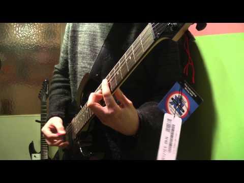 Ibanez GRGR121EX-BKN Electric Guitar , Test ,review - RockDay Wojtek Pietraszek