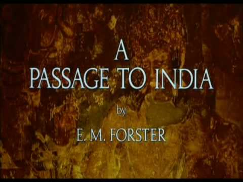 A Passage to India Opening Credits