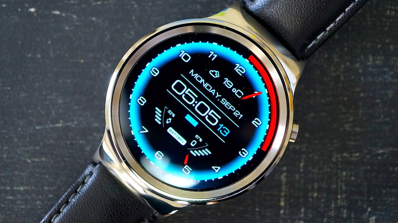 Huawei Watch Review: Sharp Style at a Princely Price ...