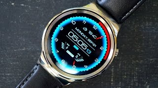 Huawei Watch Review: Sharp Style at a Princely Price | Pocketnow