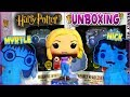 HARRY POTTER Moaning Myrtle and Nearly Headless Nick Unboxing Funko Pop