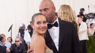 Derek Jeter Marries Hannah Davis