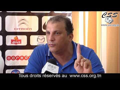 [12/07/2015] Conférence de presse après match AC. Léopards