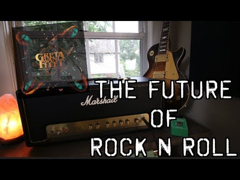 The Future Of Rock N Roll!!! (Let's Support This Band!)