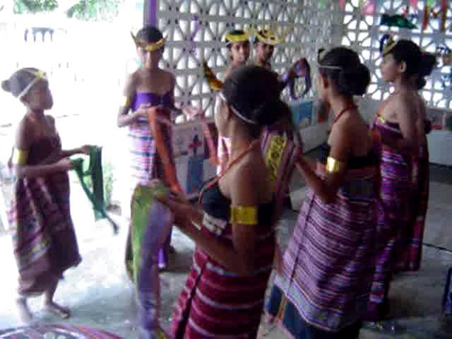 MAC Movimento de Adolescentes e Crianças Dançando