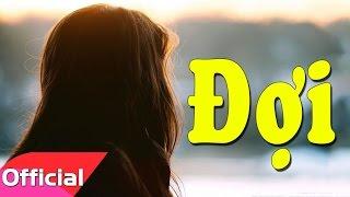 Đợi - Sáng tác: Huy Thục [Karaoke Beat MV]