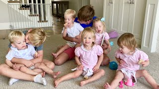 Big Family Preps for Challenging Month Ahead