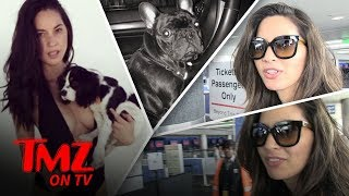 Olivia Munn: I'LL NEVER FLY UNITED... Nobody Should!!! | TMZ TV