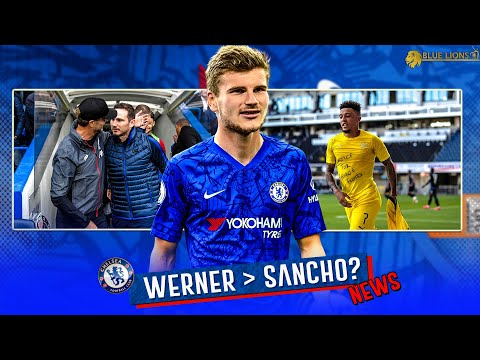 CHELSEA WIN THE TIMO WERNER WAR!    IT'S HAPPENING!!!