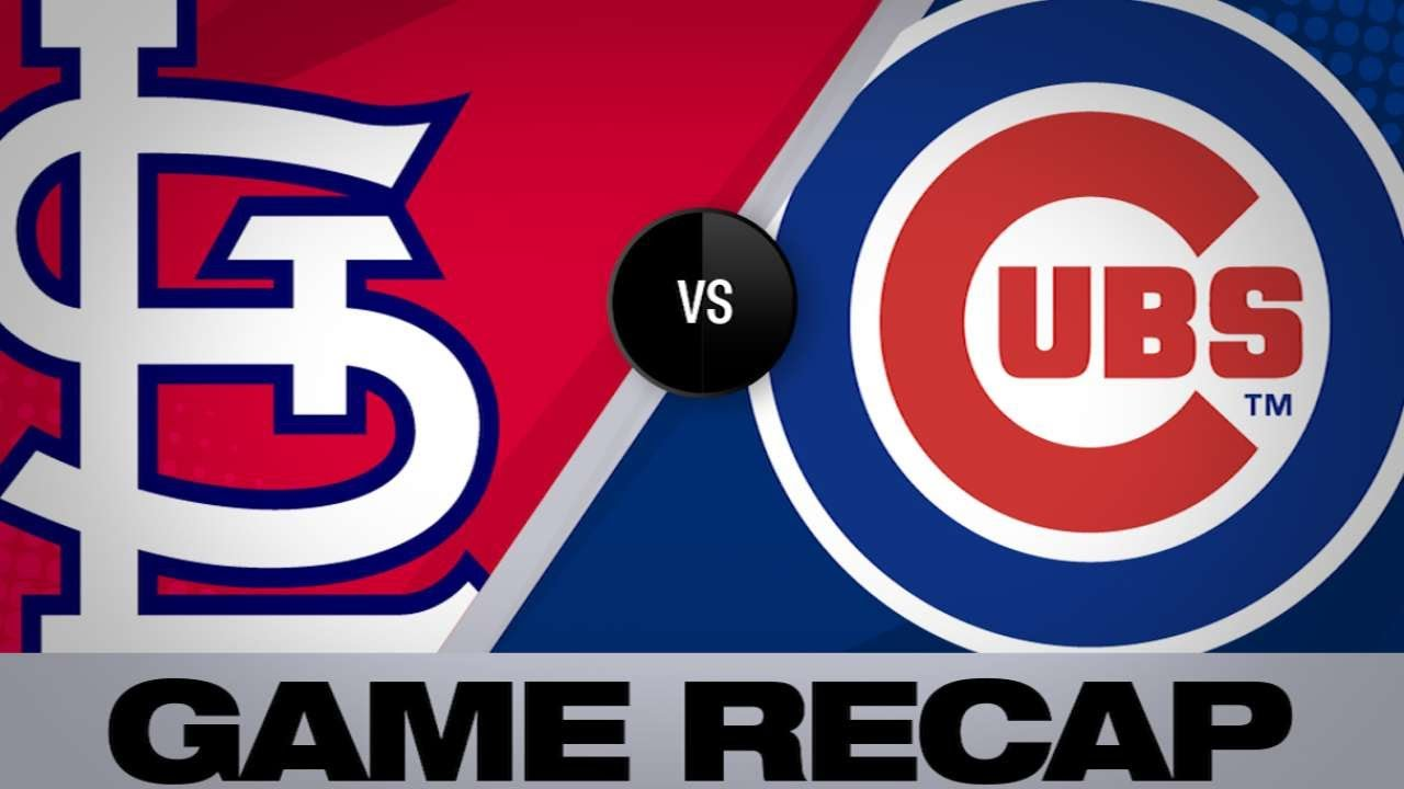 Kyle Hendricks shuts down the Reds  and drives in 2 runs  in the Cubs' 3-1 win