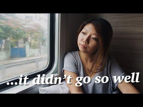 VIETNAM OVERNIGHT TRAIN TO HANOI! Tour of Soft & Hard Sleeper