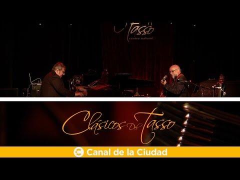 """<h3 class=""""list-group-item-title"""">Juan Carlos Baglietto y Lito Vitale el dúo permanente de nuestra música en Clásicos de Tasso</h3>"""