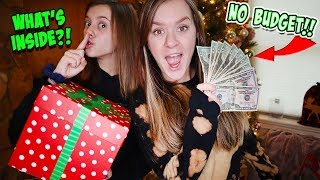 WE DO THE No BuDGET CHRISTMAS PRESENT SWAP CHALLENGE!!