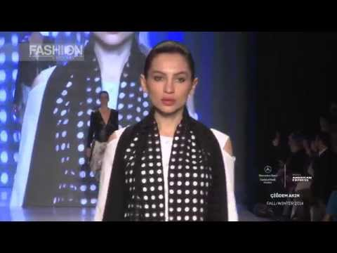 """ÇIĞDEM AKIN"" ISTANBUL FASHION WEEK Autumn Winter 2014 2015 HD by Fashion Channel"