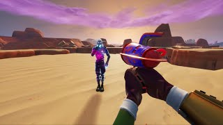 Get FIRST PERSON using THIS GLITCH!! + Temporary Stretched Res + Upside Down POV! Fortnite Creative
