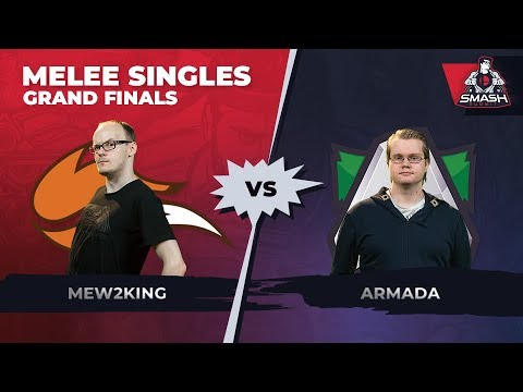 Mew2King vs Armada - Melee Singles: GRAND FINALS - Smash Summit 6
