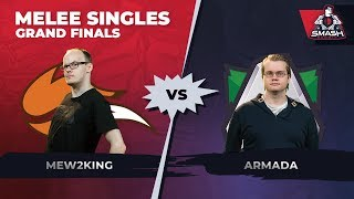 Video Mew2King vs Armada - Melee Singles: GRAND FINALS - Smash Summit 6 download MP3, 3GP, MP4, WEBM, AVI, FLV Agustus 2018